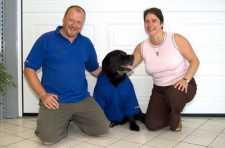 Alex, Odie & Shirley